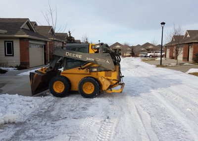 Winter – Sanding & Snow Removal