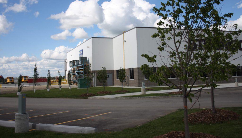 commercial landscaping edmonton