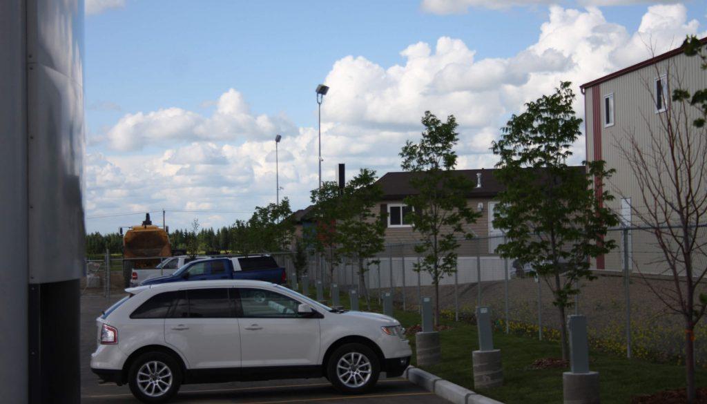 new commercial development landscaping edmonton