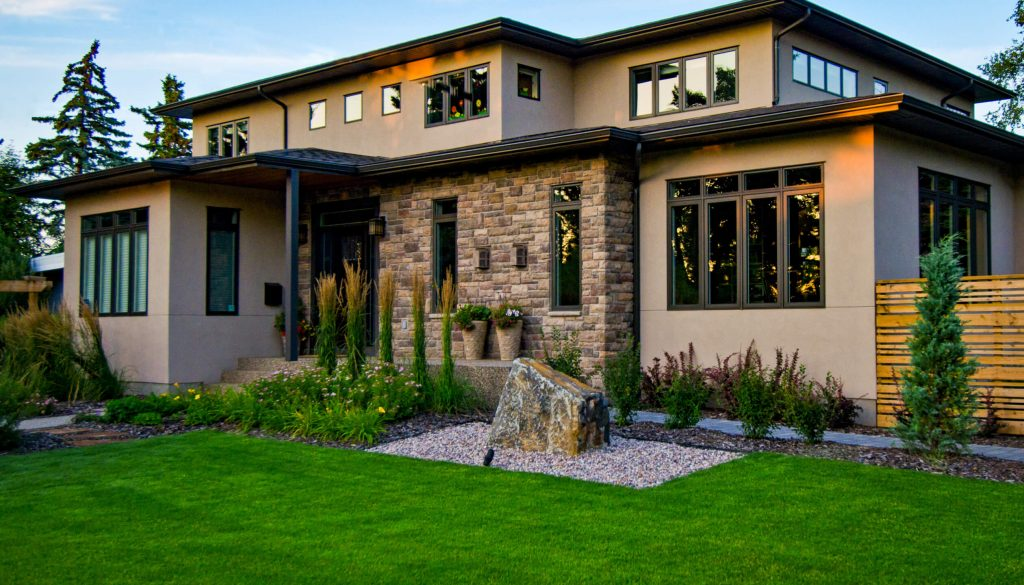 new construction landscaping edmonton