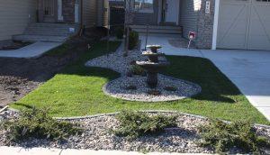 hardscaped landscaping edmonton