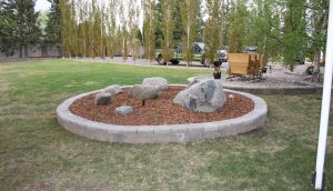 spring residential landscaping edmonton