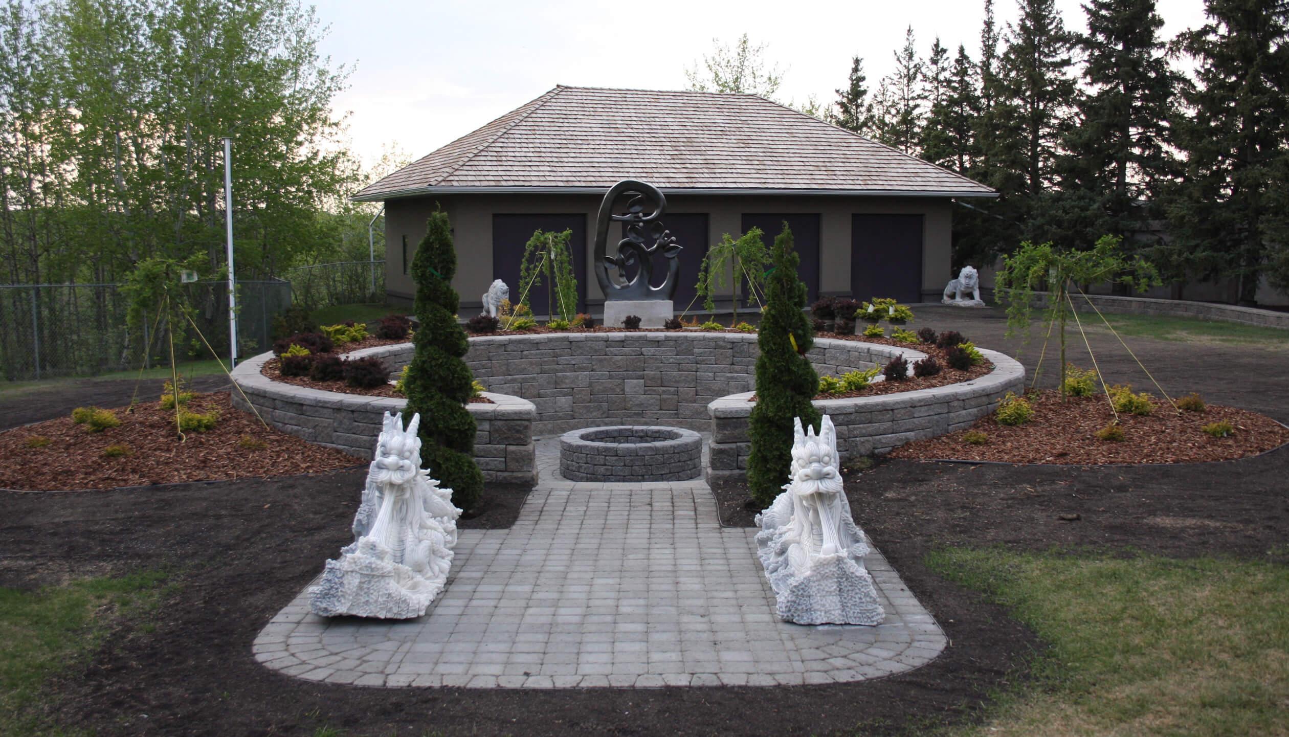 edmonton home landscaping