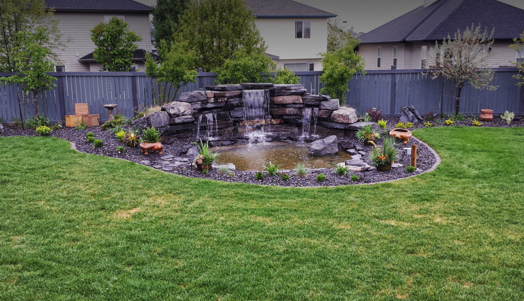 residential landscaping edmonton